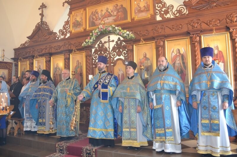 Духовенство Благовещенска