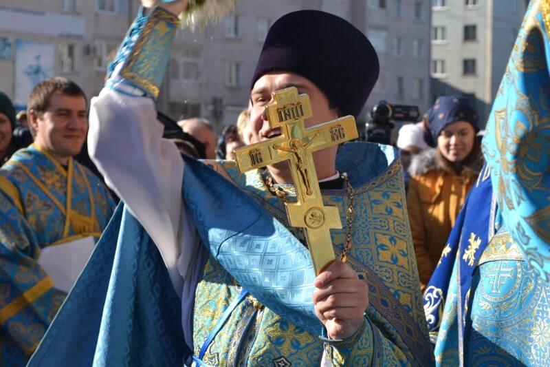 иерей Евгений Семерня