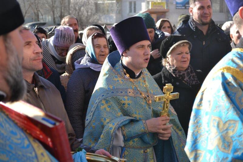 священник Евгений Семерня