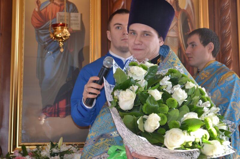 отец Евгений Семерня